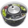 GEFU Salatschleuder »Speed Wing«, Edelstahl/Kunststoff, Inhalt 5 Liter, Ø 27 cm