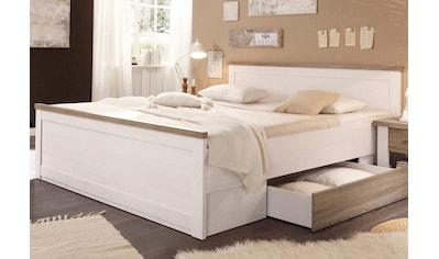 Bett »Luca«, inklusive Schubkasten kaufen