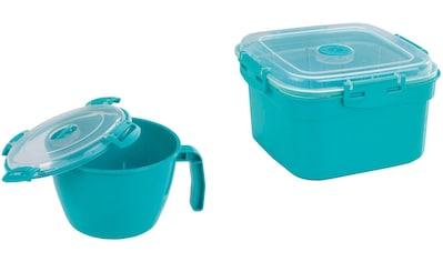 WENKO Mikrowellenbehälter (Set, 2 - tlg.) kaufen
