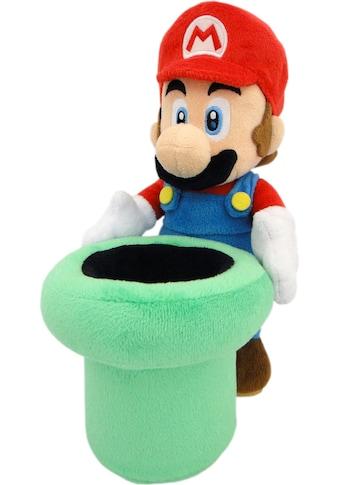 Nintendo Plüschfigur »Mario mit Rohr« kaufen