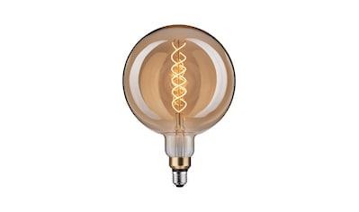 Paulmann »BigGlobe 7 Watt E27 Gold Goldlicht dimmbar« LED - Leuchtmittel, E27, Extra - Warmweiß kaufen
