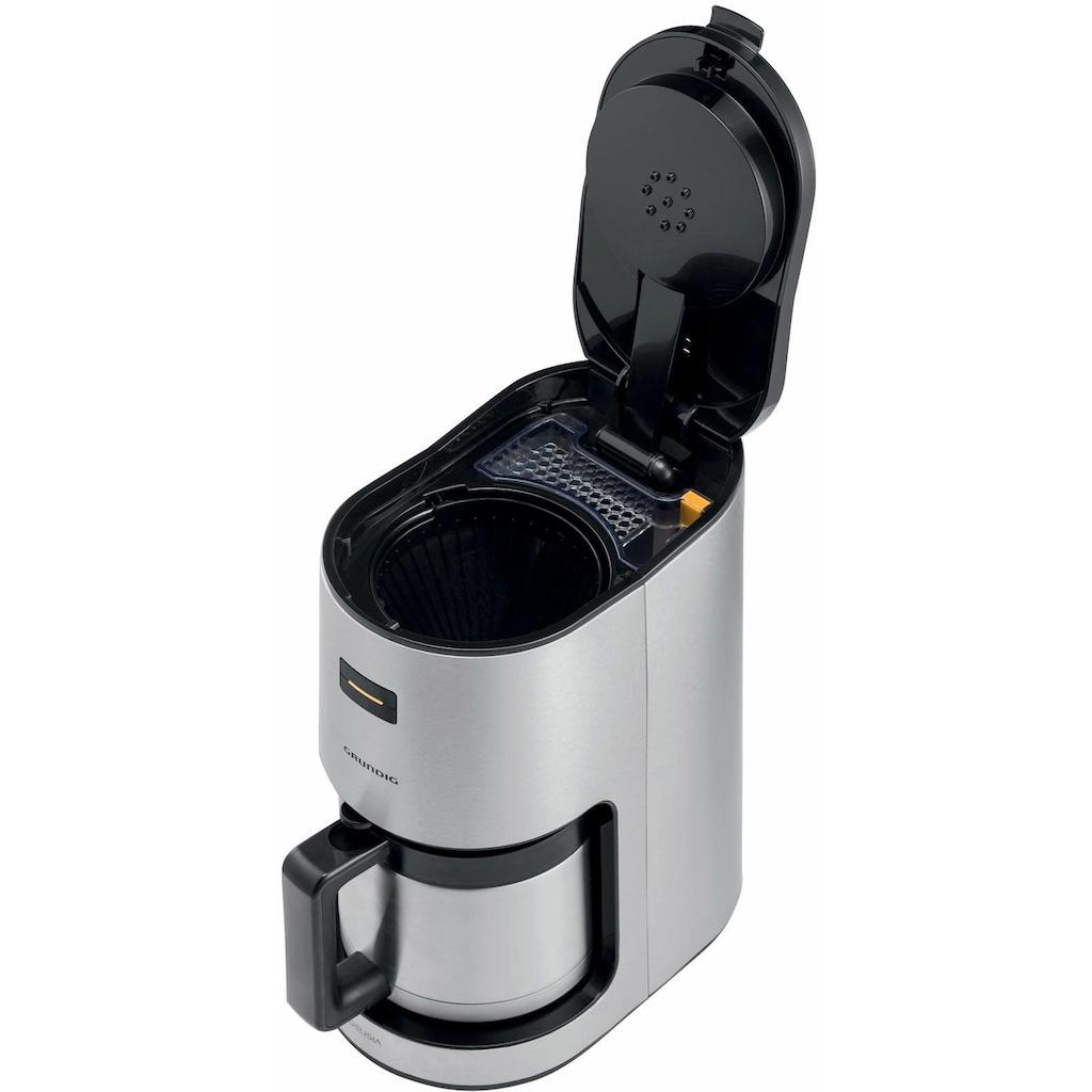 Grundig Filterkaffeemaschine KM 8680
