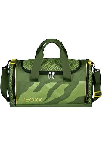 neoxx Sporttasche »Champ, Ready for Green«, aus recycelten PET-Flaschen kaufen