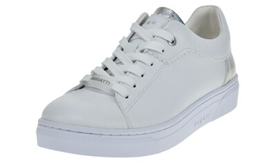 bugatti Sneaker »ELEA«, mit Kontrastbesatz in Metallicoptik kaufen