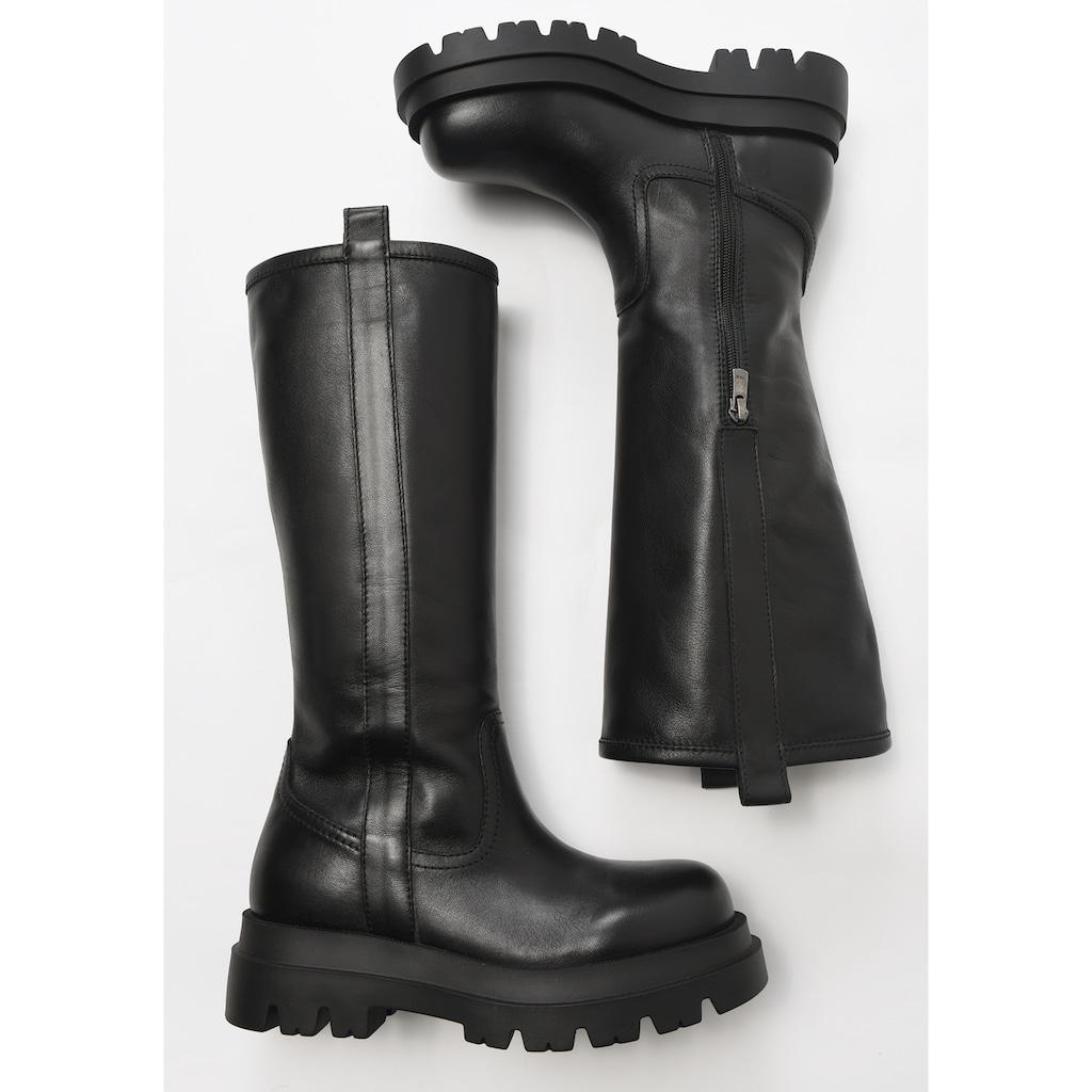 INUOVO Stiefel »Leder«