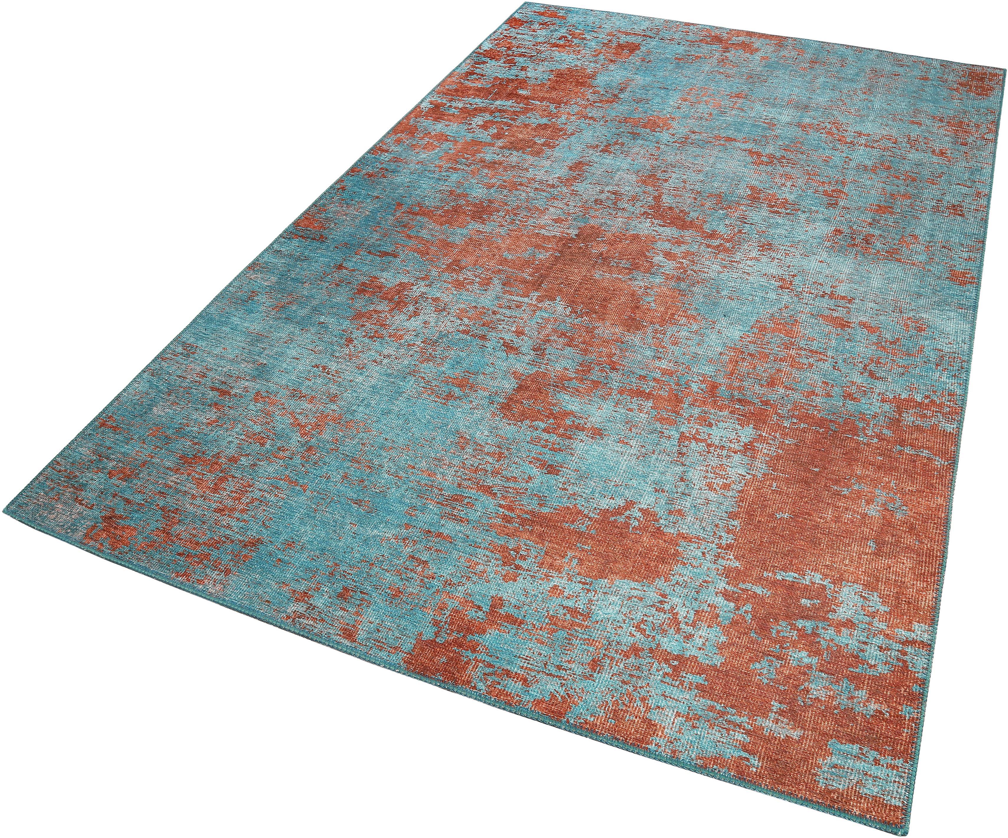 Teppich Hot Spring Wecon Home rechteckig Höhe 6 mm maschinell gewebt
