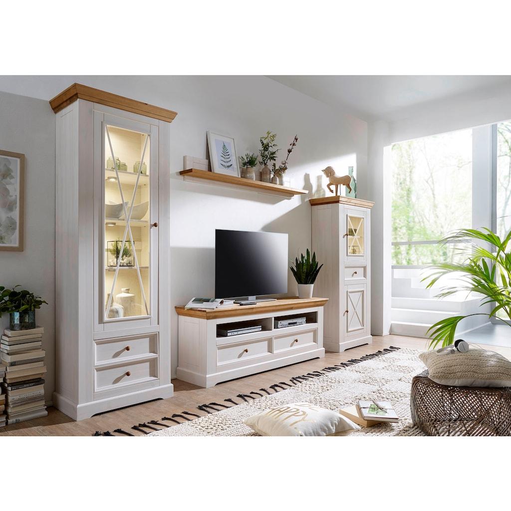 Premium collection by Home affaire TV-Board »Marissa«, im hochwertigen Landhausstil