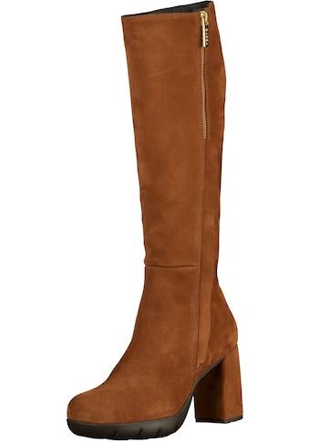 GADEA High-Heel-Stiefel »Leder« kaufen