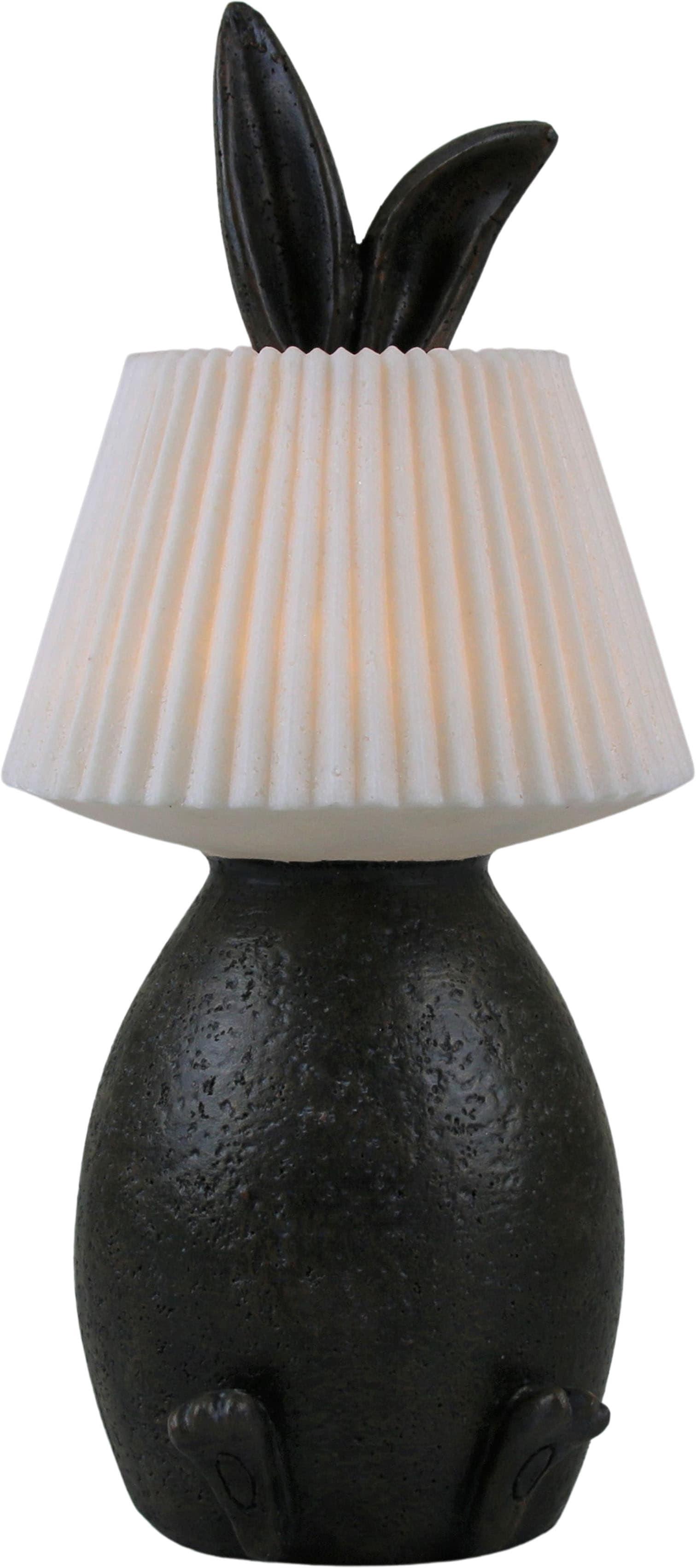 AM Design LED Tischleuchte Hase, LED-Modul, 1 St., Warmweiß, Dekolicht