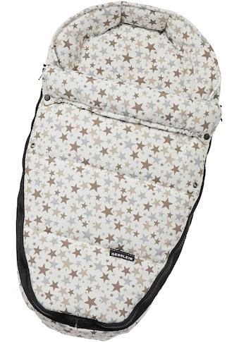 Gesslein Babywanne »Baby Nestchen, beige Sterne«, für Kinderwagenwannen, Tragetaschen,... kaufen