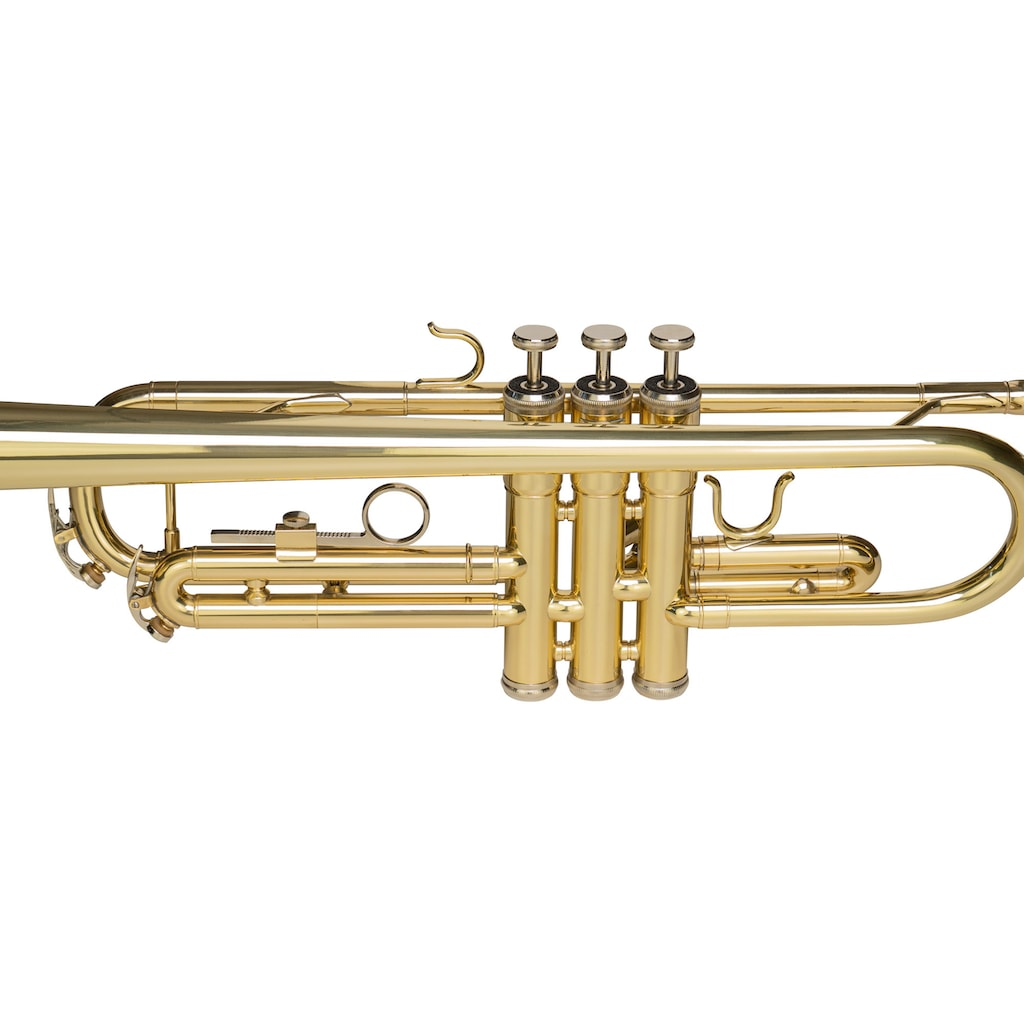 Cascha Bb-Trompete »Trompeten Fuchs Anfänger Set«