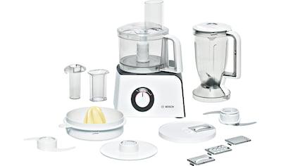 BOSCH Kompakt-Küchenmaschine »Styline MCM4100«, 800 W kaufen