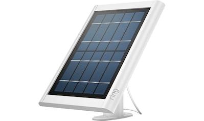 Ring »Spotlight Cam« Solar Panel kaufen