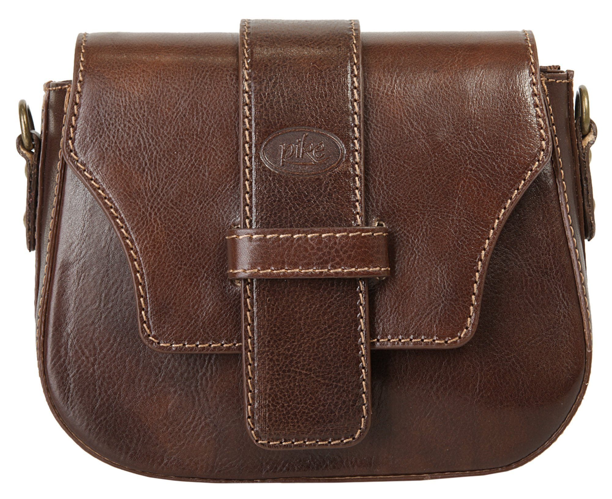 Piké Abendtasche | Taschen > Handtaschen > Abendtaschen | Braun | Leder | Piké