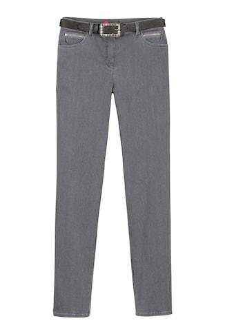 Casual Looks Jeans mit Sattel und Formbund kaufen