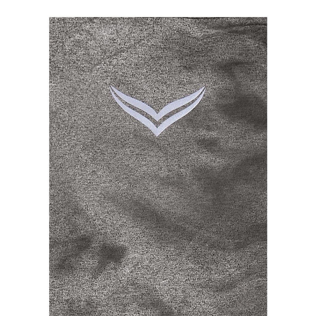 Trigema Figurbetonte Sporthose mit Muster