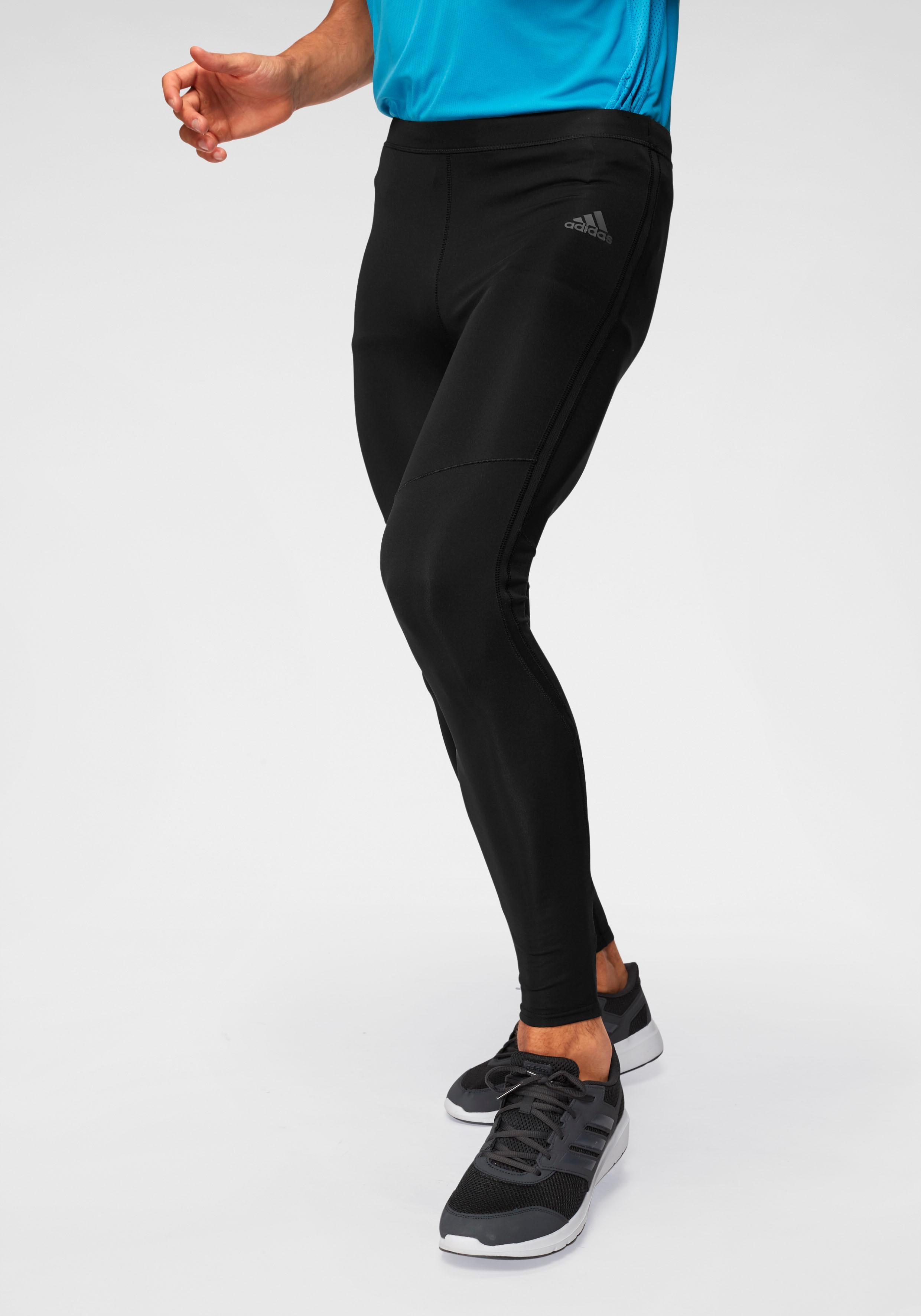 adidas Performance Funktionstights RESPONSE LONG TIGHT M | Sportbekleidung > Sporthosen | Schwarz | Adidas Performance