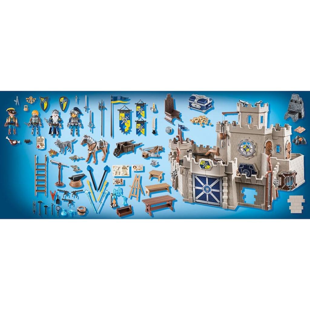 Playmobil® Konstruktions-Spielset »Große Burg von Novelmore (70220), Novelmore«, (374 St.), Made in Germany