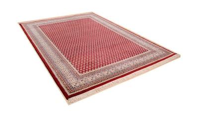Orientteppich, »Abbas Meraj Mir«, THEKO, rechteckig, Höhe 12 mm, manuell geknüpft kaufen