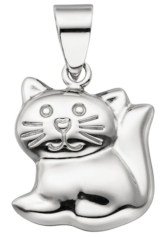 JOBO Kettenanhänger »Katze«, 925 Silber kaufen