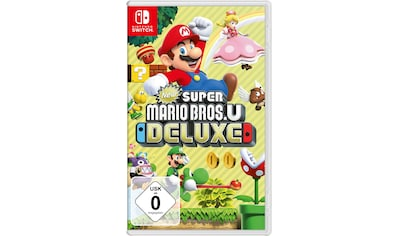 New Super Mario Bros. U Deluxe Nintendo Switch kaufen