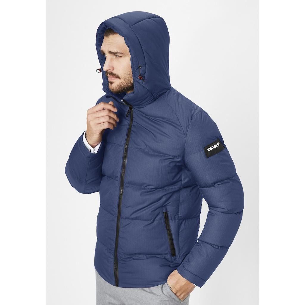 S4 Jackets Winterjacke »Antarktika«, modern, wasserabweisend