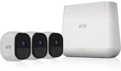 ARLO Pro2 Sicherheitsystem mit 3 Kameras »Sicherheitssystem mit 3 Wire - Free HD - Kameras« kaufen
