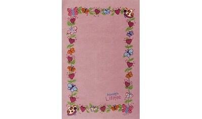 Prinzessin Lillifee Kinderteppich »LI-2153-01«, rechteckig, 10 mm Höhe, Konturschnitt,... kaufen