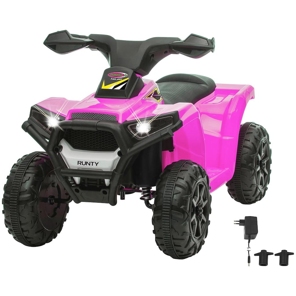 Jamara Elektro-Kinderquad »Ride-on Mini Quad Runty«