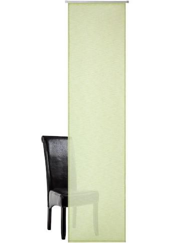 Neutex for you! Vorhang »Lanao«, HxB: 245x60, Schiebevorhang mit Alupaneelwagen kaufen