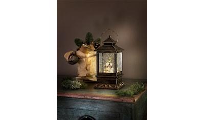 KONSTSMIDE LED Laterne, LED-Modul, 1 St., Warmweiß, LED Schneelaterne mit Schneemann,... kaufen