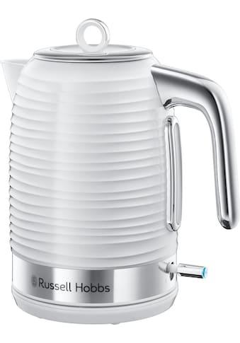 RUSSELL HOBBS Wasserkocher »Inspire 24360-70«, 1,7 l, 2400 W, Schnellkochfunktion,... kaufen
