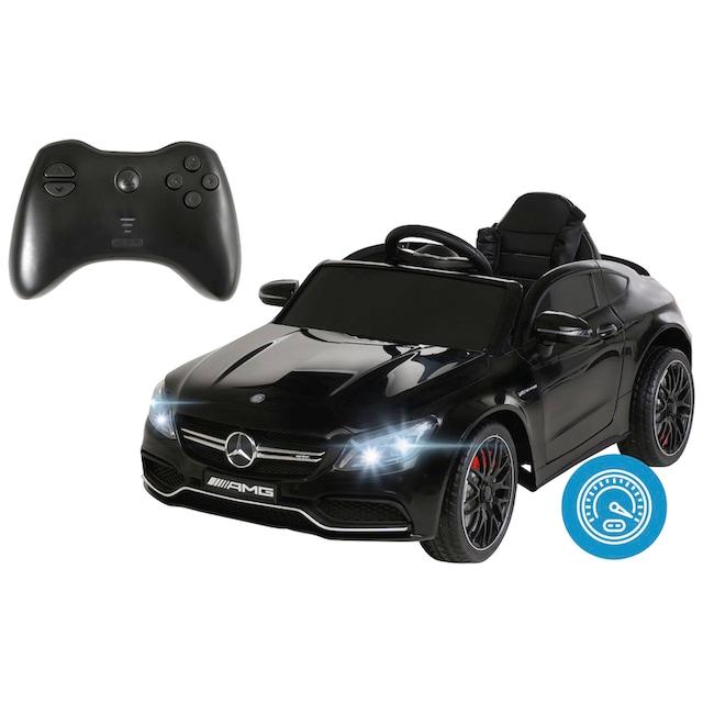 MIWEBA Elektro-Kinderauto »Mercedes C66«, für Kinder ab 3 Jahre, 12 V