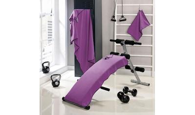 Gözze Handtuch Set »Lulu«, Sporthandtücher in schnell trocknender Microfaser Qualität kaufen