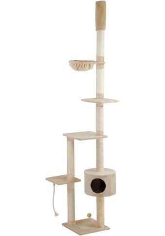 SILVIO DESIGN Kratzbaum - Deckenspanner »Lucy«, BxTxH: 40x40x240 - 260 cm kaufen