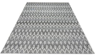 Home affaire Teppich »Roana«, rechteckig, 4 mm Höhe, In- und Outdoor geeignet, Wohnzimmer kaufen