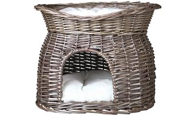 TRIXIE Tierkorb »Weidenkorb mit Kissen« kaufen