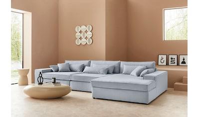 LeGer Home by Lena Gercke Ecksofa »Joreen«, 3 Teile, zusammengesetzt aus Modulen, in... kaufen