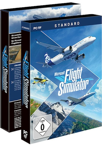 Flight Simulator Standard Edition PC kaufen