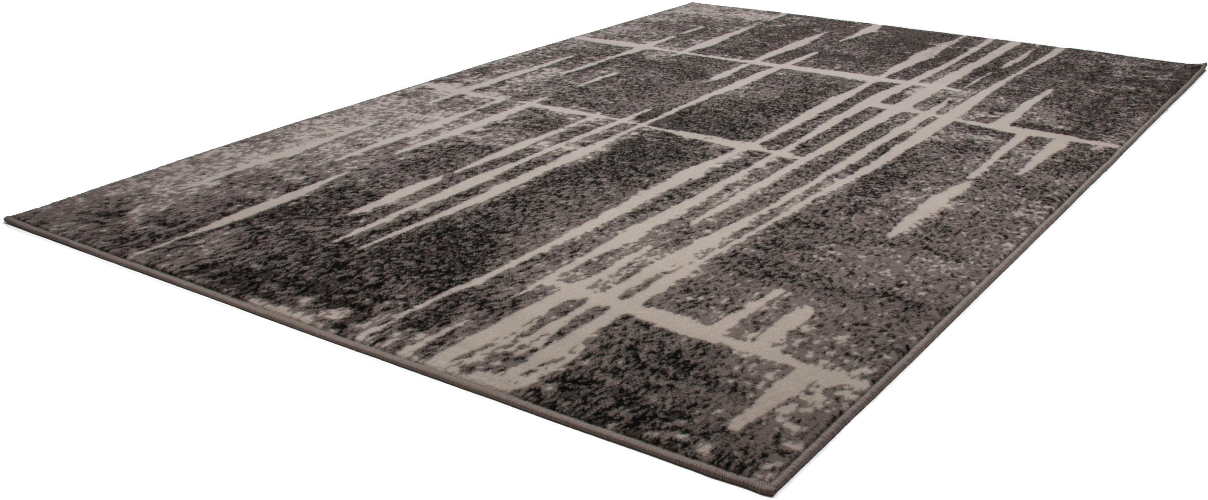 Teppich Rahul 3050 calo-deluxe rechteckig Höhe 10 mm maschinell gewebt