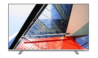 Toshiba 43UL4B63DG LED - Fernseher (108 cm / (43 Zoll), 4K Ultra HD, Smart - TV kaufen