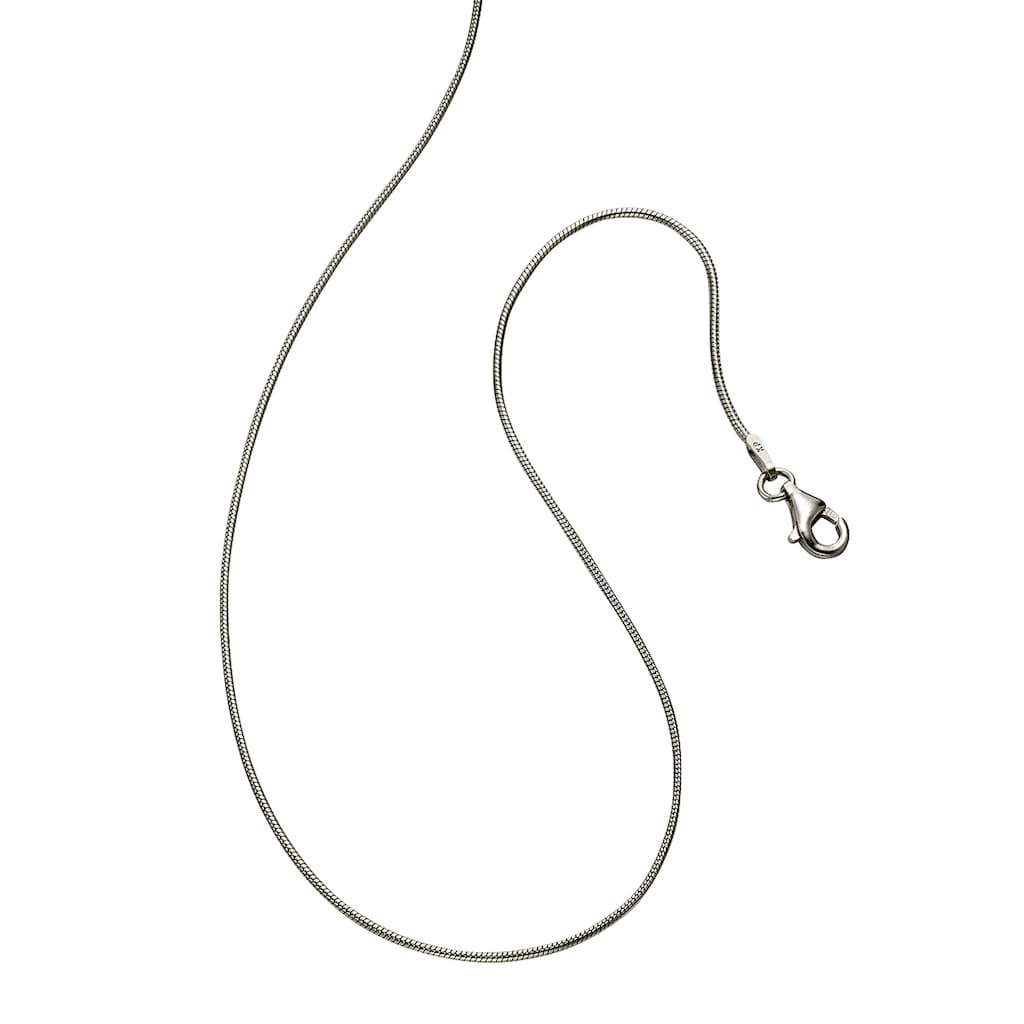 Zeeme Collier »925/- Sterling Silber 42+5cm lang«, Collier