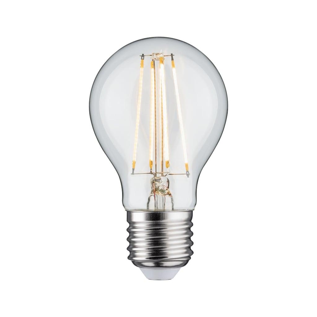 Paulmann LED-Leuchtmittel »AGL 7,5W E27 Klar 230 V 3-Stufen-dimmbar«, 1 St., Warmweiß