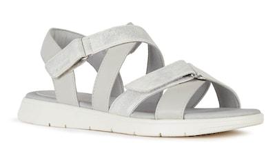 Geox Sandale »D DANDRA«, mit Klettverschlüssen kaufen