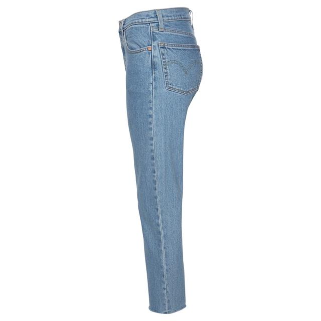 Levi's® Slim-fit-Jeans »501 CROP«
