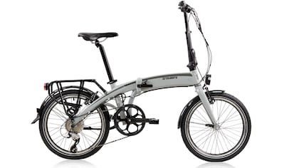 Tretwerk E - Bike »Wega«, 8 Gang Shimano Shimano Acera Schaltwerk, Kettenschaltung, Heckmotor 250 W kaufen