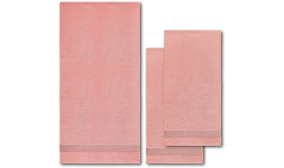 Handtuch Set, »Mesh«, Dyckhoff (Set) kaufen