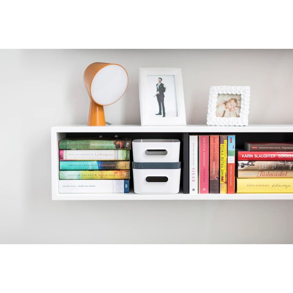 Orthex Aufbewahrungsbox »Smart Store Compact«, (Set, 4 St.)