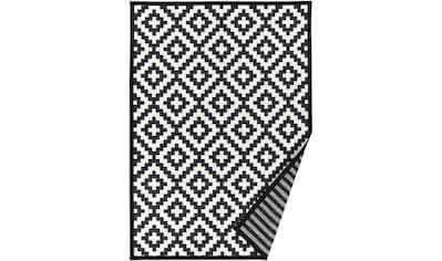 Teppich, »Tomke«, andas, rechteckig, Höhe 7 mm, maschinell gewebt kaufen