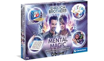 Clementoni® Zauberkasten »Ehrlich Brothers - Mental Magic«, Made in Europe kaufen